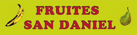 FRUITES SAN DANIEL