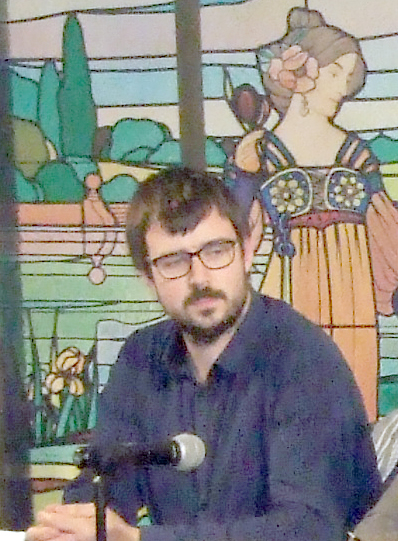 Xavi Olivé, president de CCS